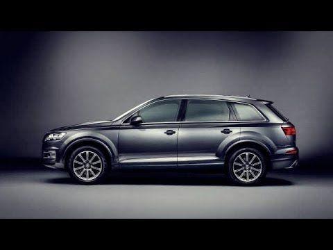 2018 Audi Q7 S Line Prestige Interior Audi Q7 2018 Is A Blend Of