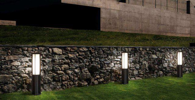 Image result for paletto illuminazione esterna light landscape