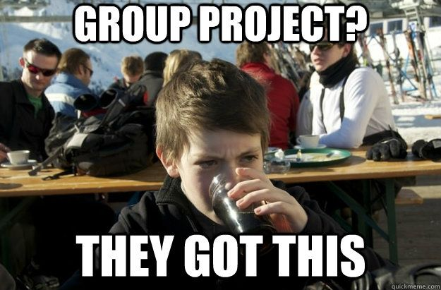 Year 3 Homework Project Meme - image 6