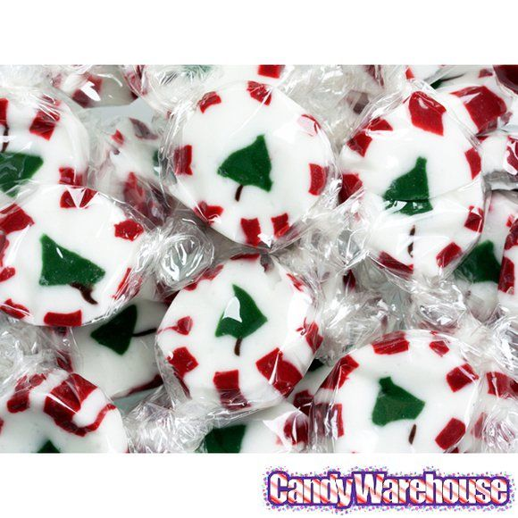 brachs peppermint christmas tree nougats 40 piece bag christmas ideas for our kiddos pinterest peppermint bulk candy and candy store