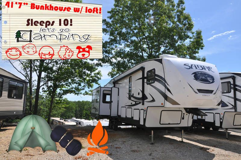 2018 Forest River Sabre 36bhq For Sale Laurie Mo Rvt Com