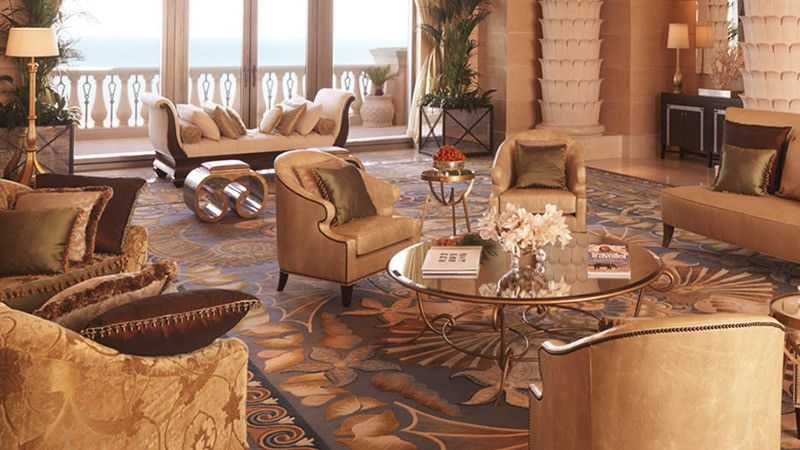 The Suite Life Royal Bridge Suite Atlantis The Palm Dubai Last