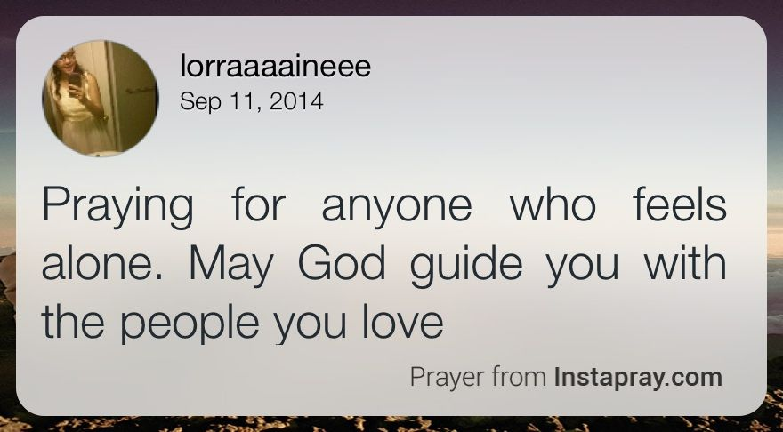 Prayer from the #instapray app. Download the free prayer app on instapray.com and #Pray with the whole world.