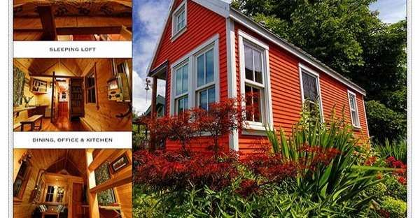 4 FREE Tiny Home plans you can BUILD YOURSELF!   Tiny, cob home that ...