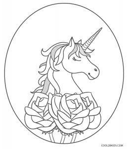 Unicorn Coloring Pages in 2020 | Unicorn coloring pages ...
