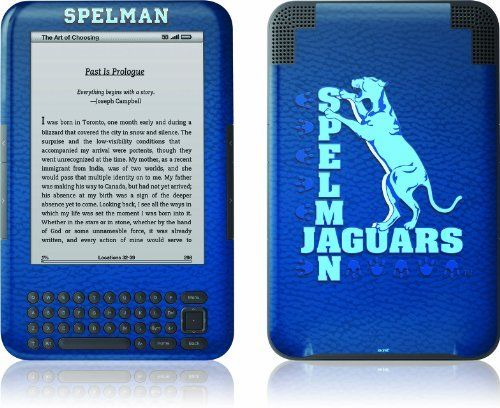 Skinit Kindle Skin (Fits Kindle Keyboard), Spelman College by Skinit