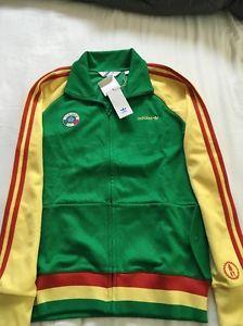 e6bf61249e77 NWT Adidas Ethiopia Colors And Flag Track Jacket Rasta Reggae Stoner ...