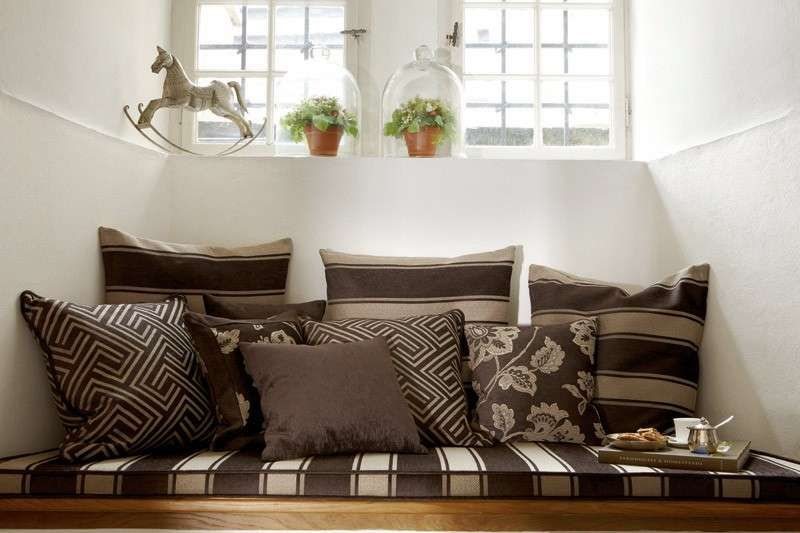Tessuti per divani materiali eleganti e tradizionali design
