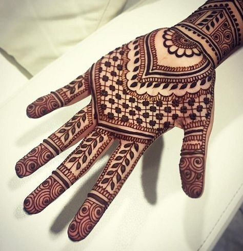 50 Most Loved Indian Style Mehndi Designs for Women