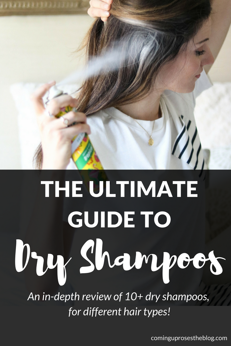 The Ultimate Dry Shampoo Guide Oily hair Sephora and Brunettes