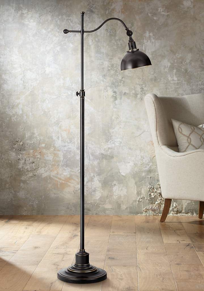 Oil Rubbed Bronze Floor Lamp Gnubies Org