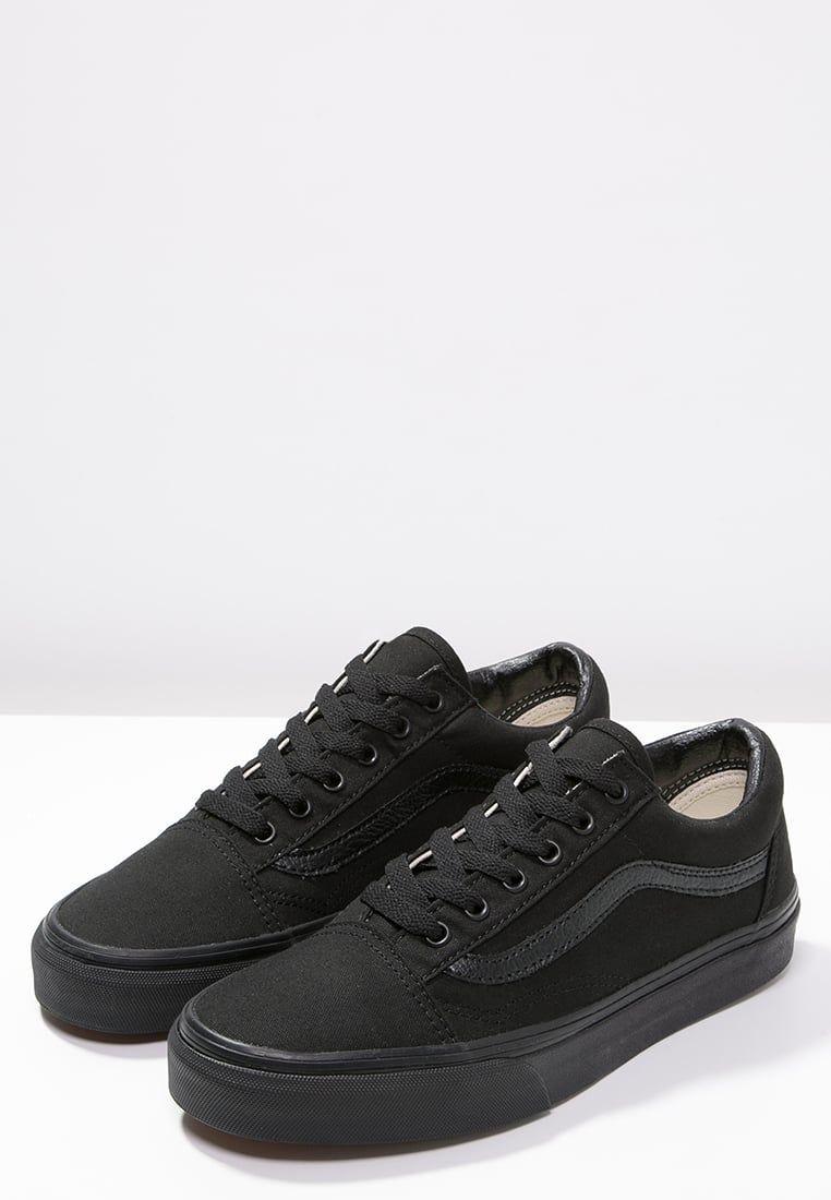 eb769c15f OLD SKOOL - Zapatillas skate - black   Zalando.es 🛒