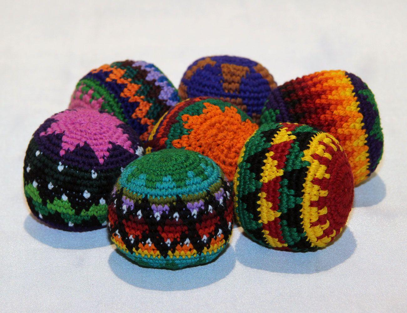 Pelotas Crochet ganchillo