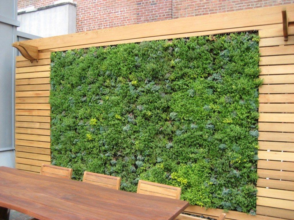 Como Hacer Un Jardin Vertical Jardines Verticales Jardines Muros Verdes
