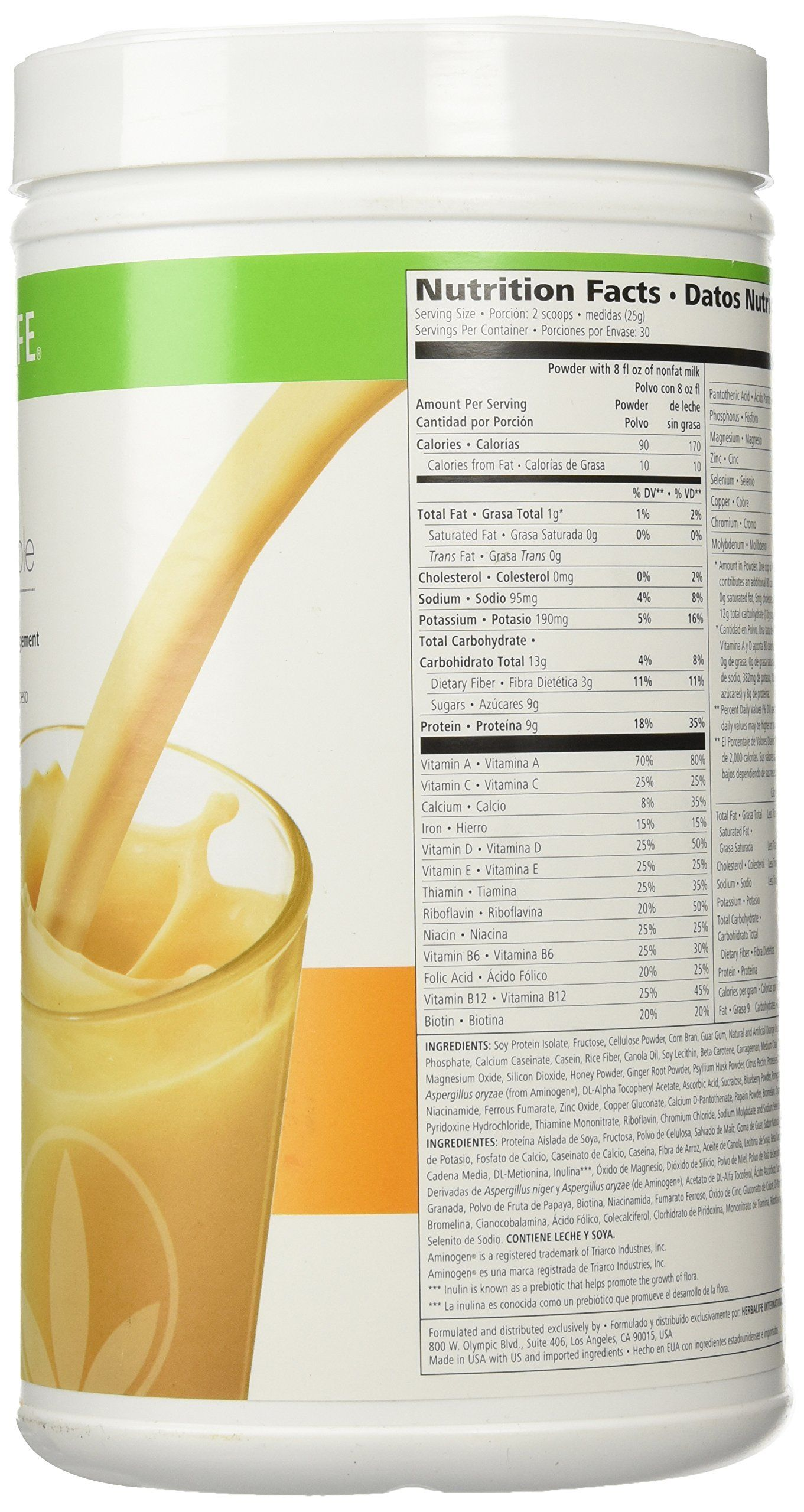 Herbalife Formula 1 Orange Cream Naranja Y Vainilla 750g 26 4oz Click Image To Review More Details Note Amazon Aff Healthy Diet Shakes Shake Diet Herbalife