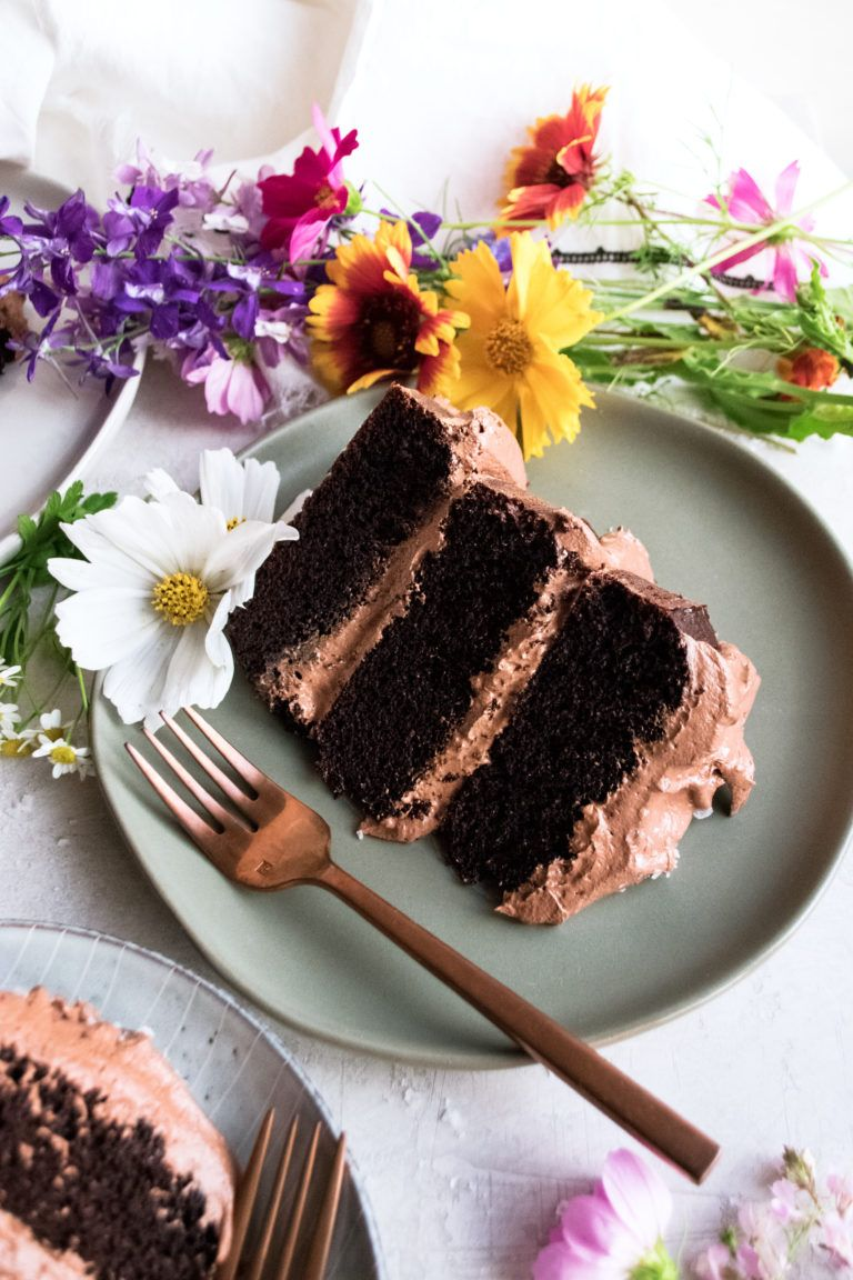 Chocolate Birthday Cake Recipe Birthday cake chocolate