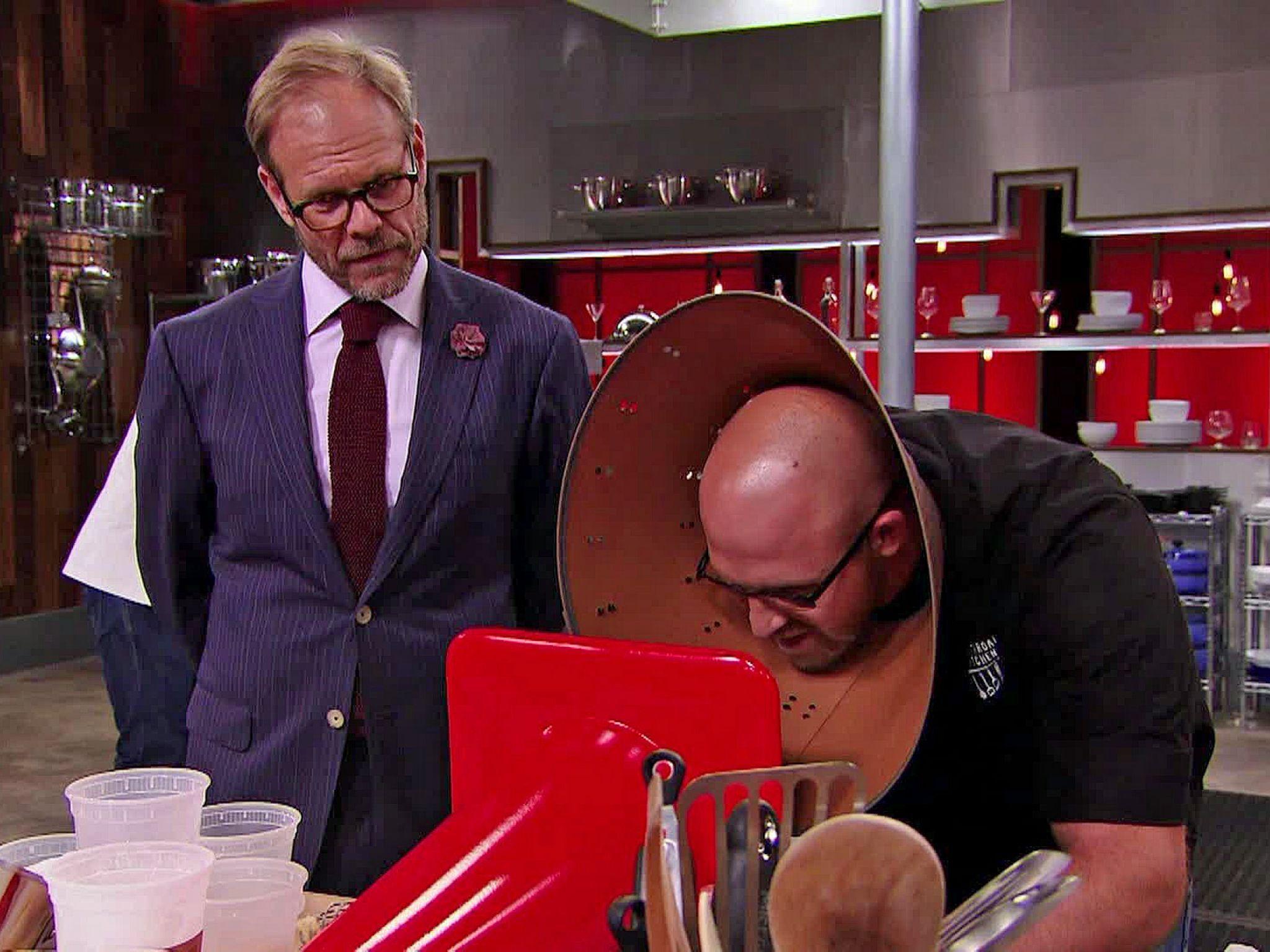 Fan Favorite Cutthroat Kitchen Sabotages Cutthroat Kitchen Food Network Recipes Alton Brown