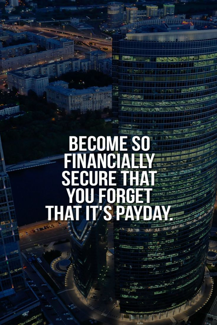 Forget It's Payday