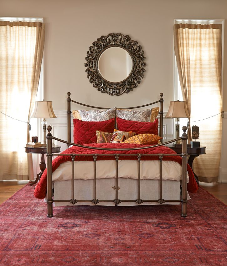 Finley Bed Bombay Canada Bedrooms By Bombay Canada