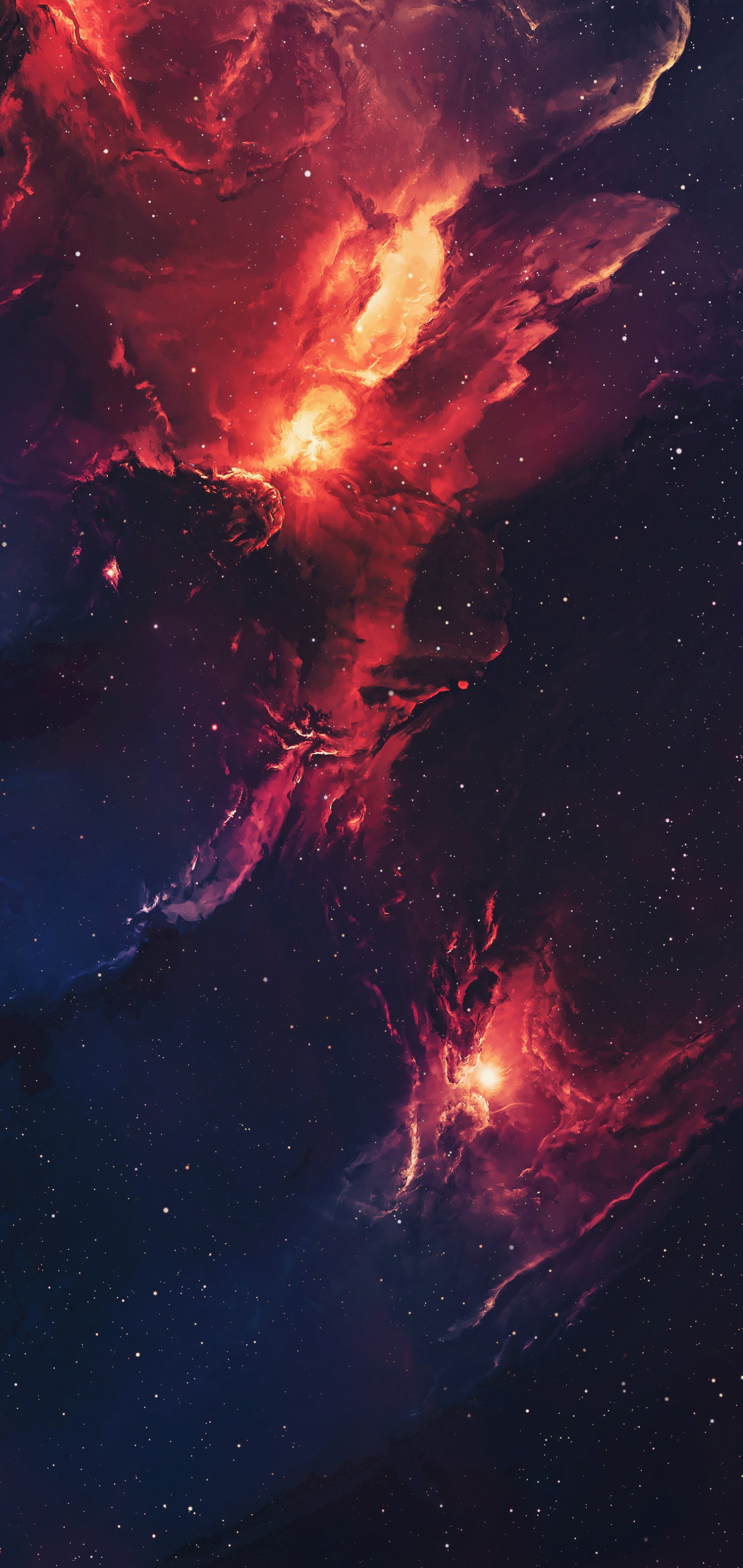 Best Wallpaper For Iphone 11 Pro Max Ytechb Com Wallpaper Space Space Phone Wallpaper Trippy Wallpaper