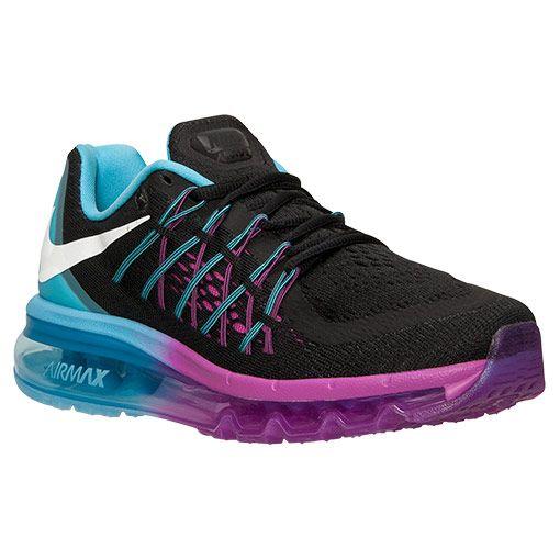7053d5e35400 Women s Nike Air Max 2015 Running Shoes
