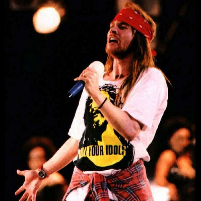 4cc409ea As Worn By Axl Rose Mens T Shirt - Kill Your Idols | 8ball from 8Ball.co.uk