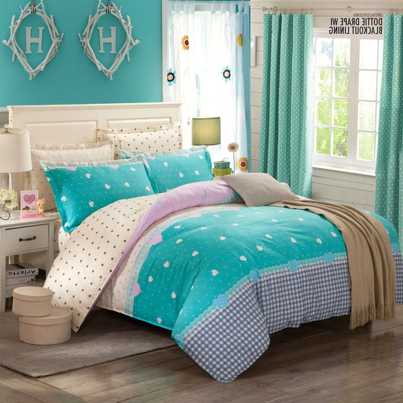 Very Fresh Blue Cheap Bedding Discount Bedding Cheap