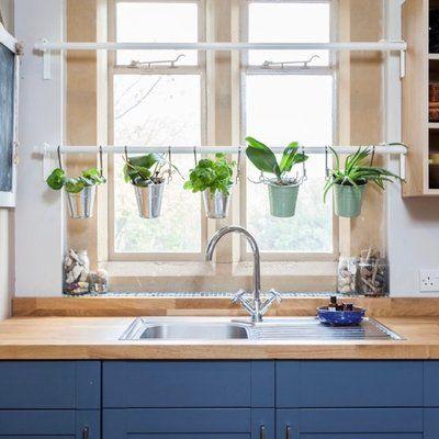 Clever Laundry Room Ideas Herb Garden In Kitchen Kitchen Window Sill Decor