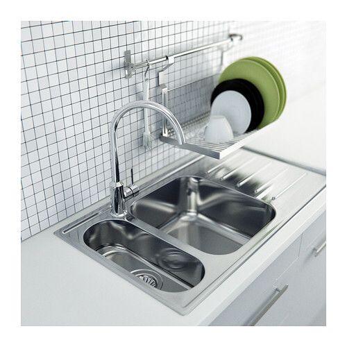 Ikea Dish Drain Dish Rack Drying Kitchen Room