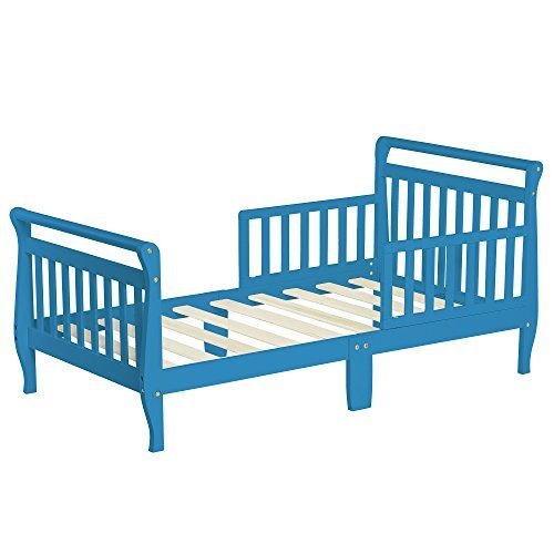 Wooden Toddler Bed Non-Toxic | Wooden toddler bed, Toddler ...