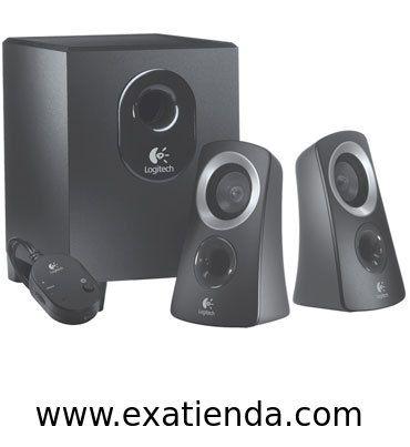 Ya disponible Altavoz Logitech z313 2.1 (por sólo 44.89 € IVA incluído)  - Logitech Speaker System Z313. -Lo más cómodo para escuchar música. 21e6c240a0c1f