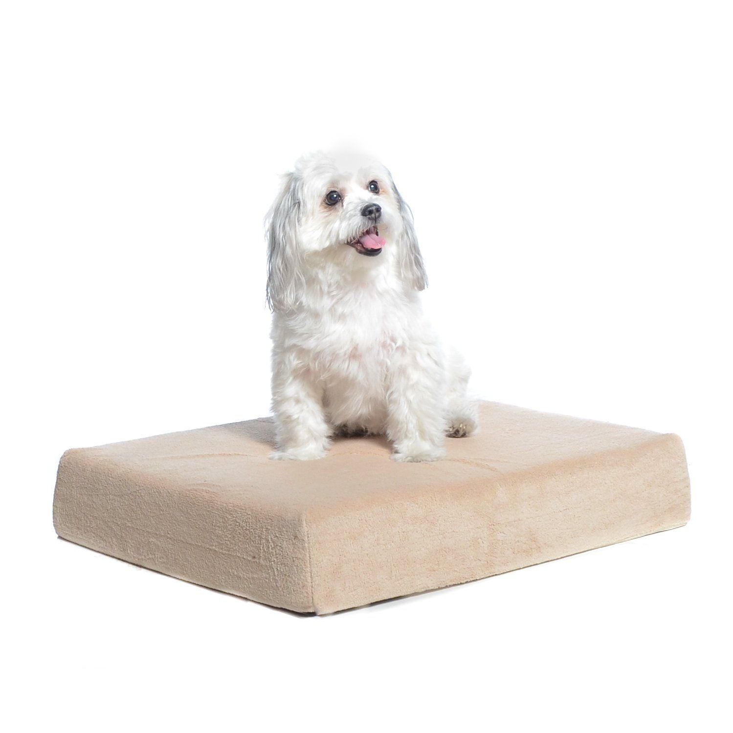 Milliard Premium Orthopedic Memory Foam Dog Bed And Anti Microbial