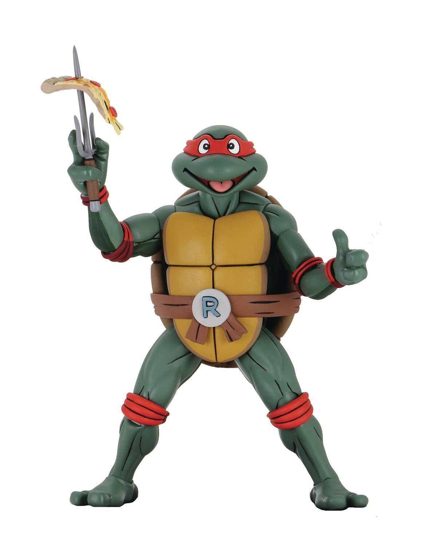 Neca Teenage Mutant Ninja Turtles Tmnt 1990 Raphael Figürchen Statue 18 CM