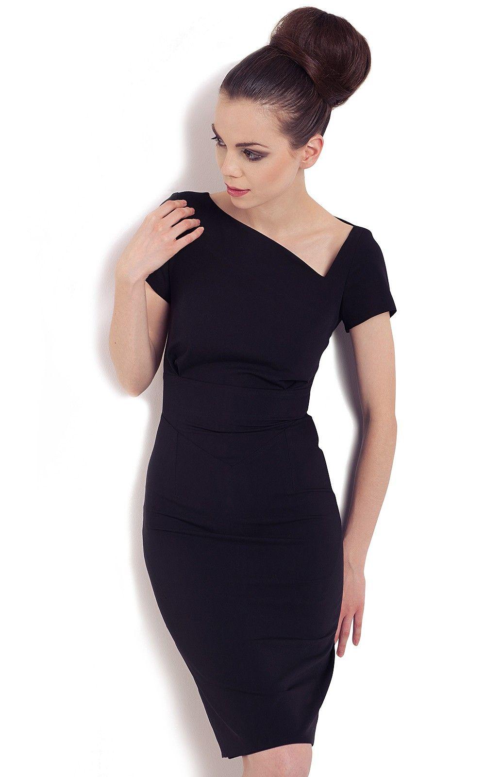 Notre gamme de robes - idresstocode. Robe FourreauRobe NoirePetite ...