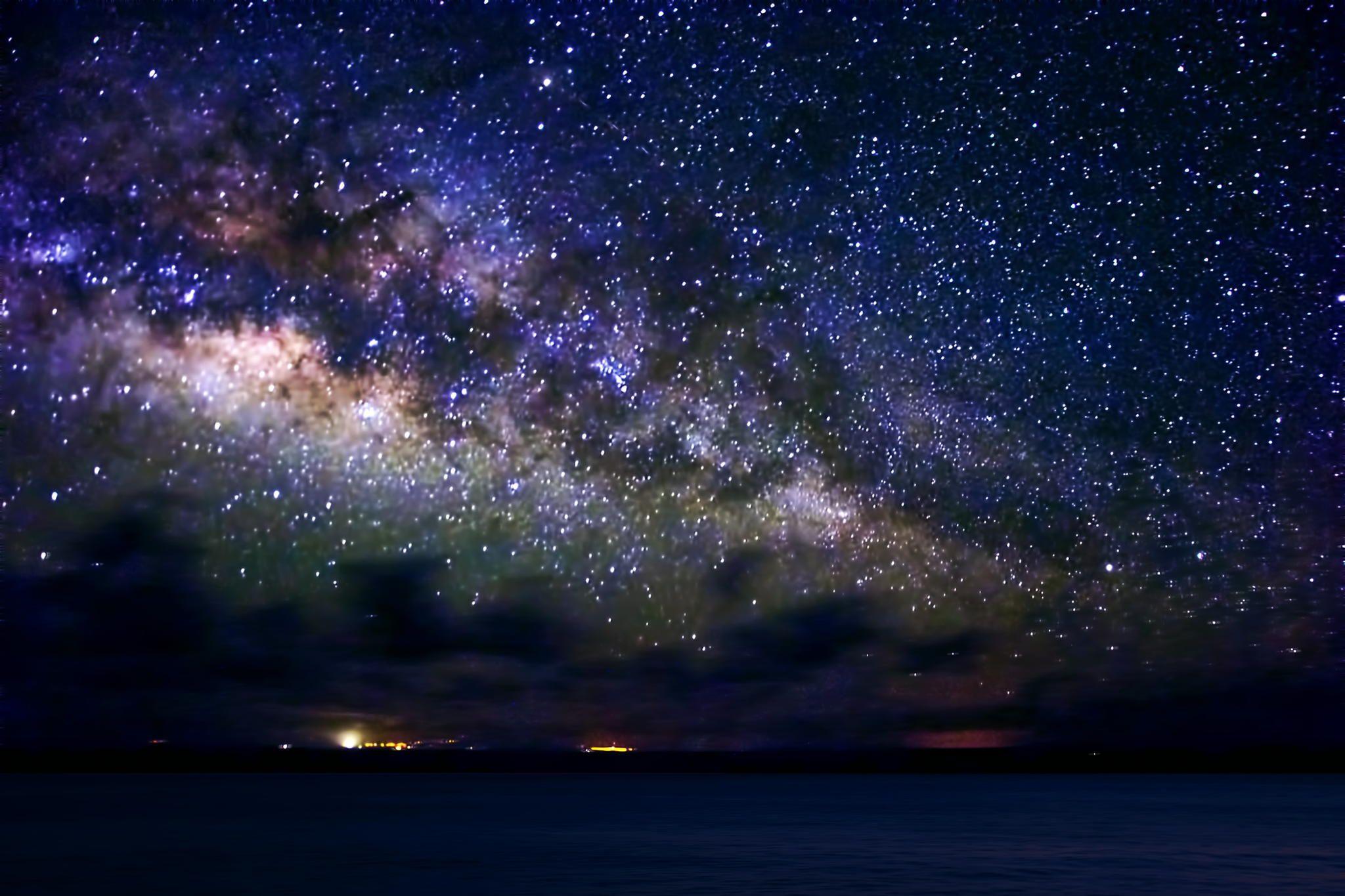 Maui Milky Way by Pretzel Logic on 500px
