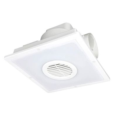 We Love this Brilliant - Taranto 22W T5 Light With Square Exhaust Fan