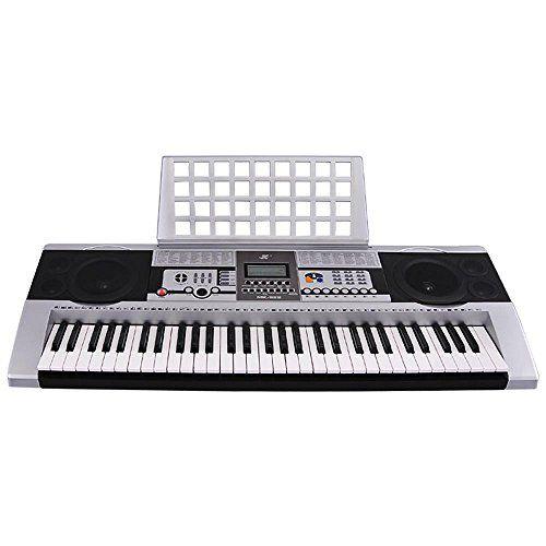 61 Key Digital Music Electronic Keyboard Electric Piano L