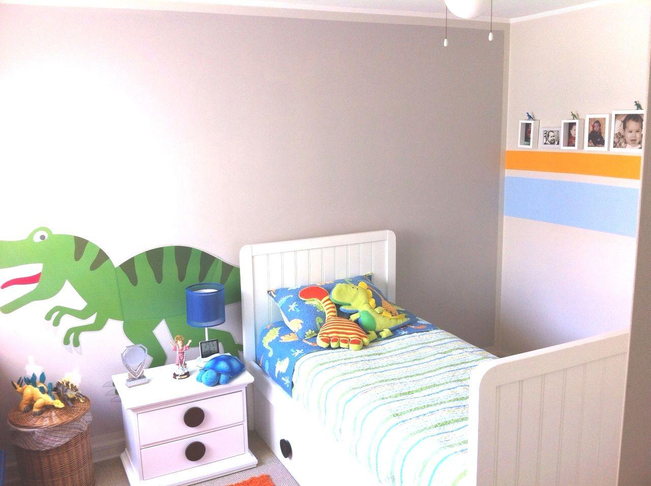 Resultado de imagen para decoración habitacion niño dinosaurio ...