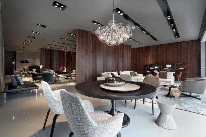Minotti Showroom In Miami Design, Italian Furniture Miami
