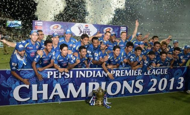 IPL 2015 Mumbai Indian Players list - IPL 8 Mumbai Indians