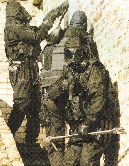 Special Air Service Gas Mask Costume Gas Mask Sas Special
