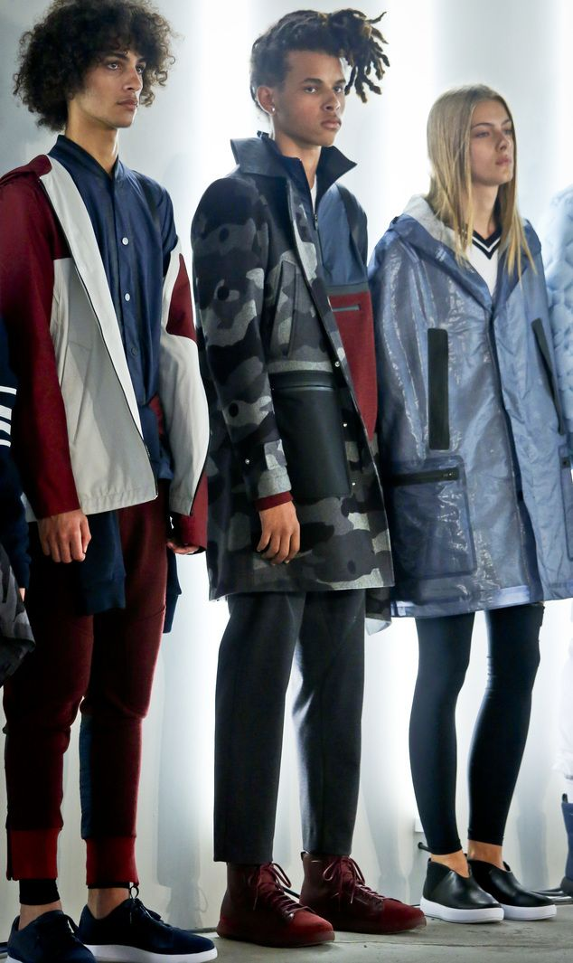 Under Armour debuts first collection at NY Fashion Week Ny fashion