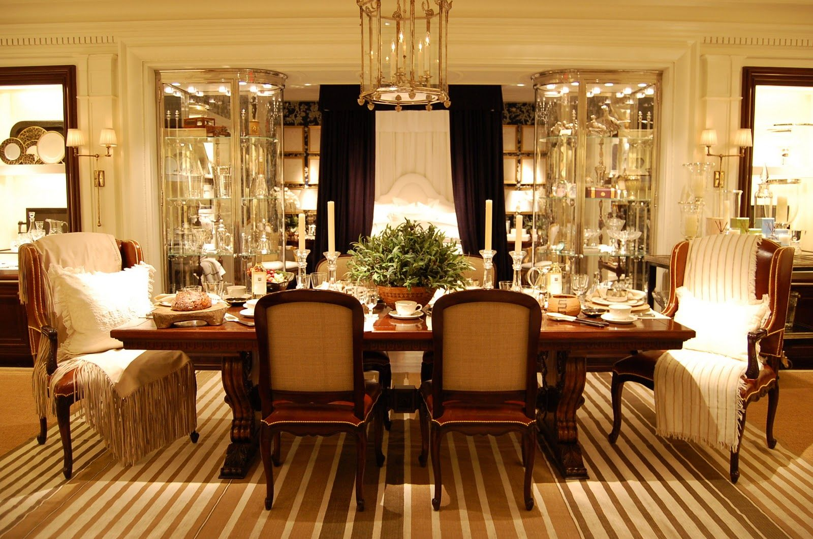 Ralph Lauren Home Interiors Be It Rl Or Collections They Are
