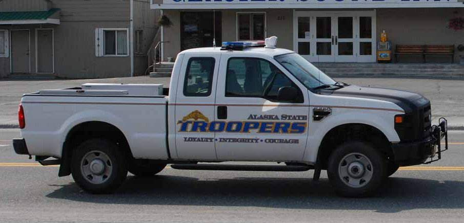 Alaska State Troopers F250 State Trooper Emergency Vehicles State Police
