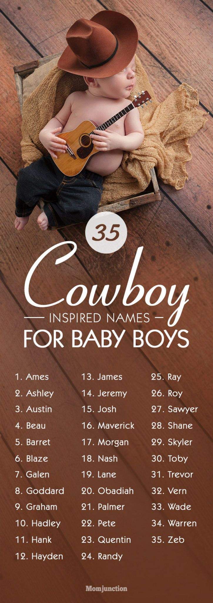 100 Ideas Cool And Unusual Names For Baby Boys Girls