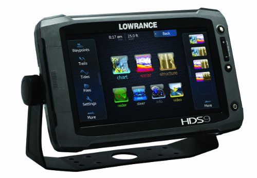 Lowrance Hds9 Gen2 Touchscreen Charplotter With 83200 Khz Skimmer You Can Find More Details By Visiting The Image Fish Finder Gps Tracking Device Gps Units