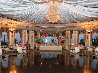 New York Wedding Venue Terrace On The Park