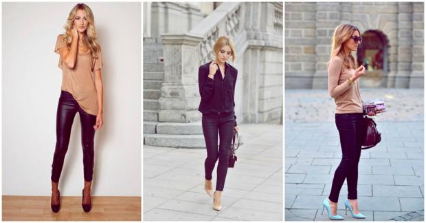 b15e6618c2bd51 4 maneras de combinar tu pantalón negro | moda al gusto :D ...