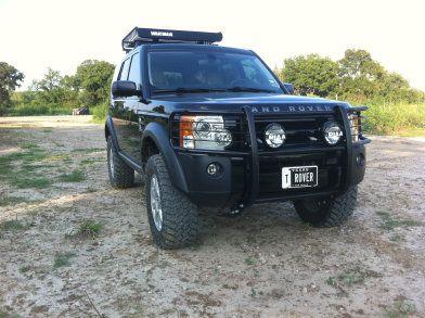 Lr3 Lift Kit Johnsonrods Com Land Rover Lr4 Range Rover Sport