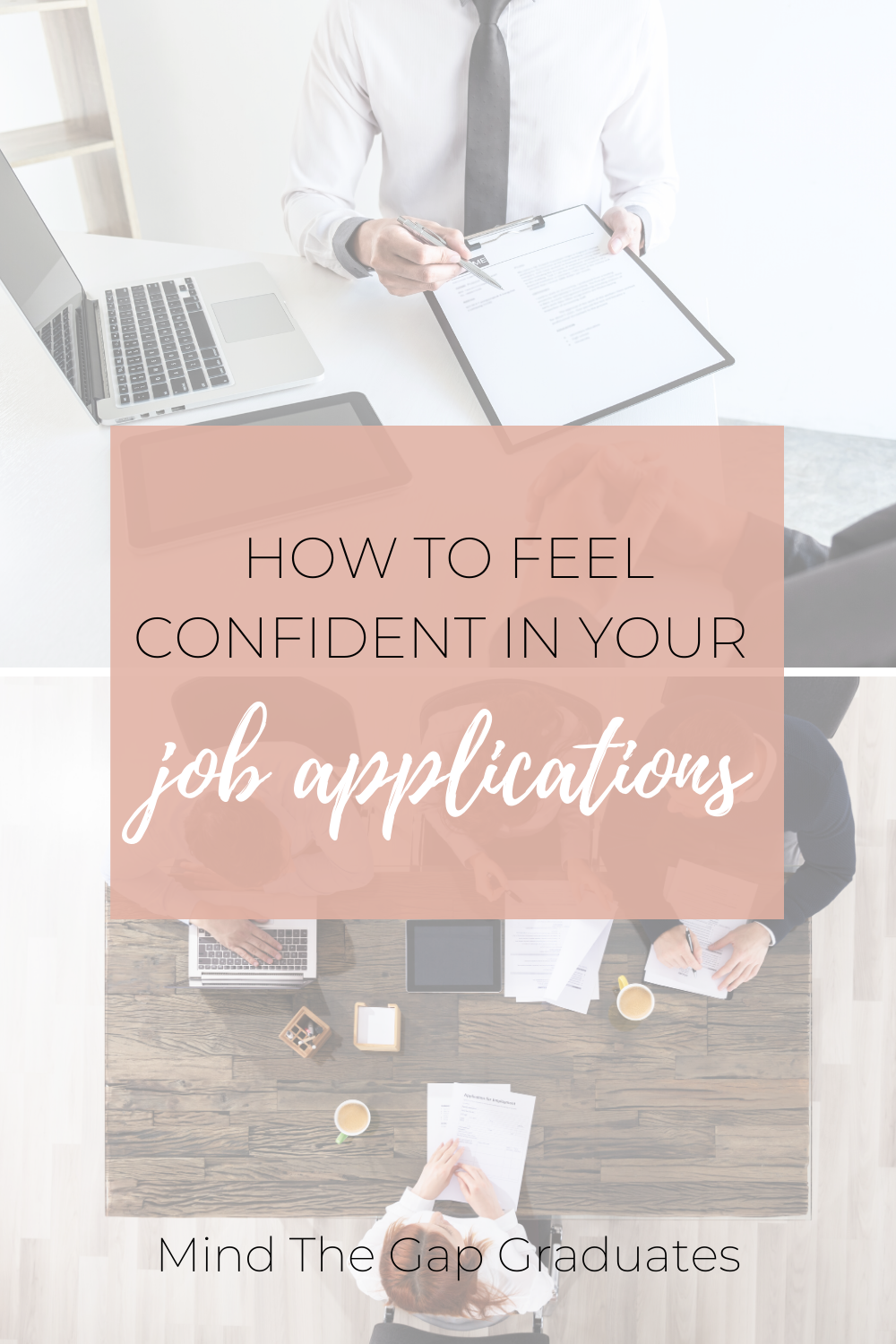 Feeling confident in your job applications in 2020 Job